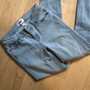 PAIGE LIGHT DENIM